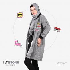Hijacket Twistone Charcoal